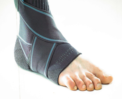 crepe bandage for foot pain, foot pain