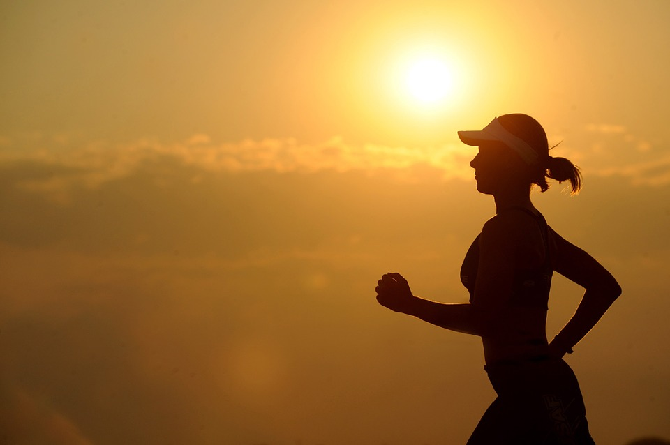 running, exercise, healthy life