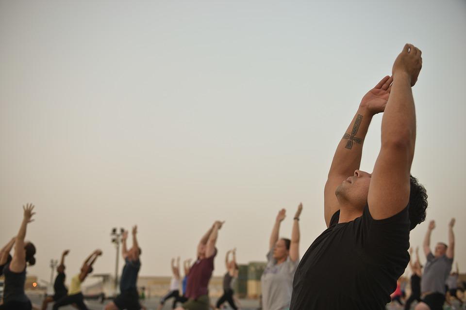 positivity, breathing exercise, yoga